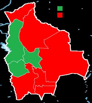 Bolivian constitutional referendum, 2016