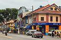 2016 Singapur, Little India, Ulica Serangoon, Domy-sklepy (06).jpg
