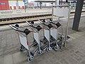2017-09-12 (220) Baggage carts at Hauptbahnhof St. Pölten.jpg