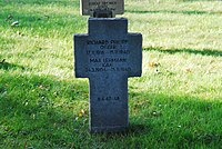 2017-09-28 GuentherZ Wien11 Zentralfriedhof Gruppe97 Soldatenfriedhof Wien (Zweiter Weltkrieg) (076).jpg