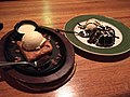2017-11-10 22 07 26 A maple-butter blondie and a triple-chocolate meltdown at the Applebee's in Fair Lakes, Fairfax County, Virginia.jpg