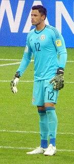 Alfredo Talavera Mexican footballer
