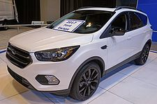 Ford Escape Paint Codes