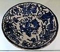 2019 Maastricht CC, coll P vd Voort, aardewerkfabr Fred Regout, bord Dragon.jpg