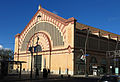 240 Mercat municipal de Tortosa, angle sud-est.JPG