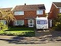 28 Long Lane, Fradley, Lichfield, Staffordshire - geograph.org.uk - 375024.jpg