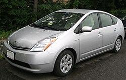 2nd-gen Toyota Prius (US)
