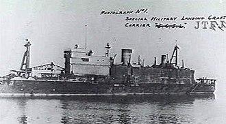 Japanese amphibious assault ship Shinshū Maru - Image: 306493shinsyu