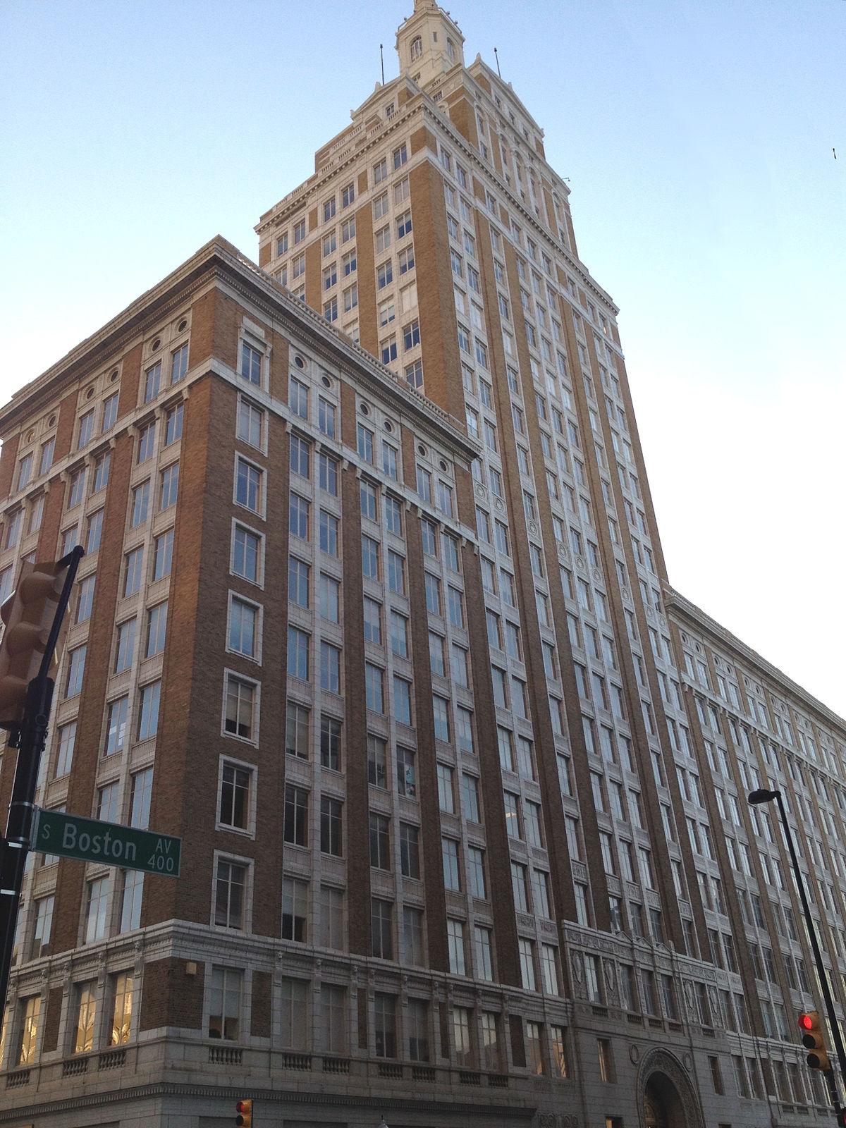 320 South Boston Building - Wikipedia