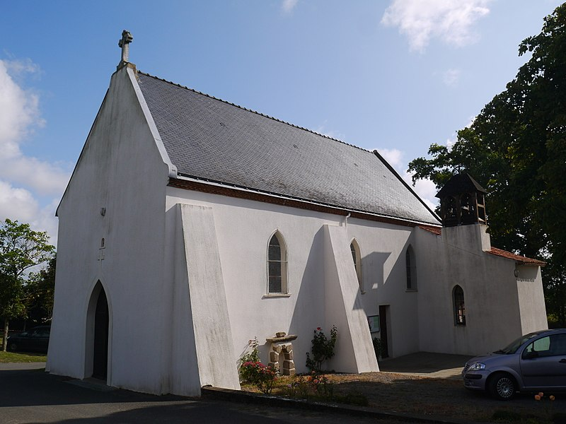 La chapelle de Haute-Foy.