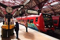 4th generation S-train at Copenhagen Central Station.jpg