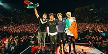 5 Seconds of Summer - Wikipedia