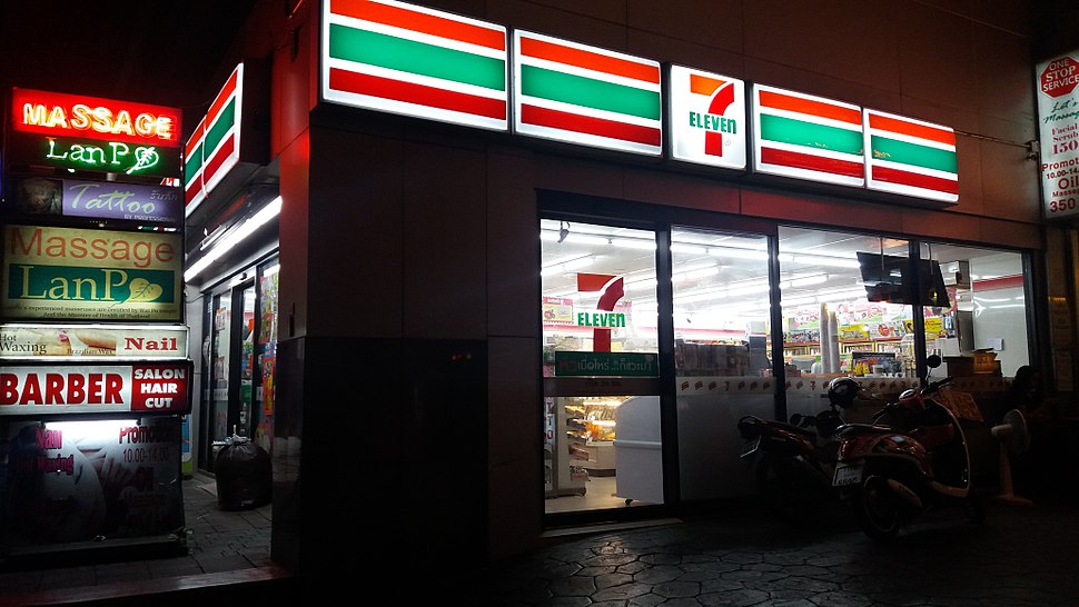 7-Eleven, Bangkok, Thailand