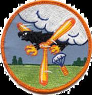89th Tactical Missile Squadron - GLCM - Emblem