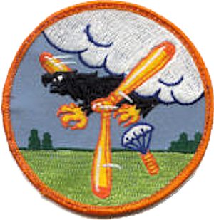 89th Tactical Missile Squadron - Emblem of the 89th Tactical Missile Squadron (BGM-109G Gryphon)