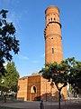 92 Torre d'aigües de Macosa, c. Selva de Mar.JPG