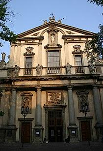 9434 - Milano - S. Angelo - Facciata - Foto Giovanni Dall'Orto 22-Apr-2007.jpg