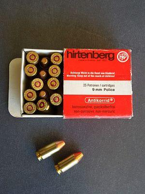9×18mm Ultra