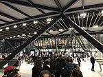 Aéroport de Lyon-Saint-Exupéry - terminal 1B - mars 2018 - 2.jpg