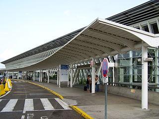 Pointe-à-Pitre International Airport airport