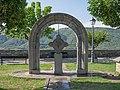 Aínsa - Monumento a los fueros 01.jpg