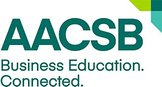 Association to Advance Collegiate Schools of Business - Image: AACSB logo tagline color RGB
