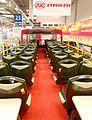ANKAI BUS HFF 6110GS 1. open top deck. Spielvogel.JPG