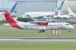 ATR 72-600 Avianca (AVA) F-WWEC - MSN 1114 - Will be HK-4955 (10498599203).jpg