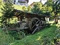 AUT – Land Tirol – Bezirk Kitzbühel — Gemeinde Fieberbrunn — Fieberbrunn Dorf — Lehmgrube (alte Mühle am Pletzerbach) 2020.JPG