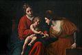 A Turchi Matrimonio místico de santa Catalina Louvre.jpg