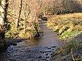 A Winter Stream - geograph.org.uk - 571414.jpg