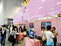 A animation company's stand in Xiamen International Animation Festival October 26,2013.jpg
