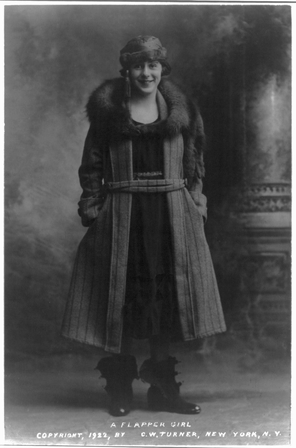 A flapper girl LCCN2012645724