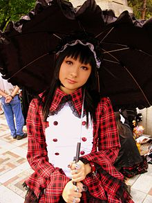 b034010072fb8 Лолита (мода) — Википедия