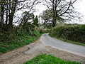A quiet Dartmoor road - geograph.org.uk - 164826.jpg