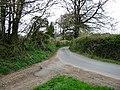 A quiet Dartmoor road - geograph.org.uk - 164826.jpg