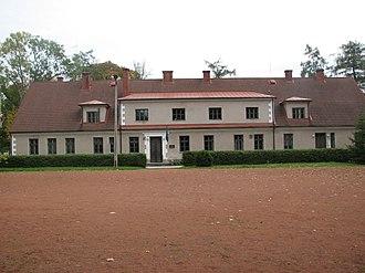 Puka Parish - Image: Aakre manor 0
