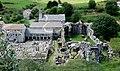 Abbaye de Mazan, située à Mazan l'abbaye, Adèche France 02.jpg