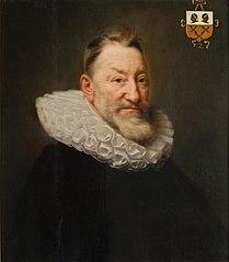 Portrait of Hans van Loon (1577-1658)