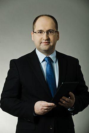 Adam Bielan - Image: Adam Bielan 3