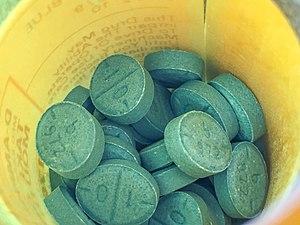 Adderall - Blue Pills
