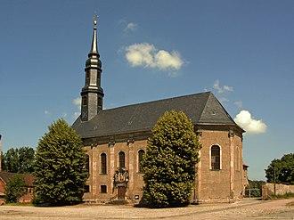 Wegeleben - Saint Nicholas Church in Adersleben