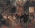 Adolph von Menzel - Ballpause - 9238 - Bavarian State Painting Collections.jpg