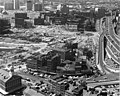 Aerial view of Government Center construction, 1960s.jpg