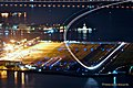 Aeropuerto Santos Dumont - Foto Nocturna (8781248341).jpg