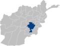 Afghanistan Ghazni Province location.PNG
