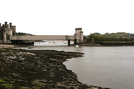 Stephenson's Conwy Bridge