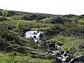Afon Dylif Waterfall - geograph.org.uk - 1317865.jpg