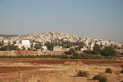 View of Afrin  (2009 photograph)