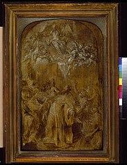St Augustine in Ecstasy